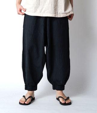 ヂェン先生の日常着 バルーンパンツオリジナル