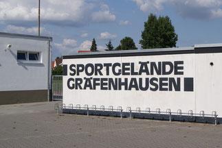 Anfahrt Sportplatz Gräfenhausen