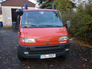 Unser Fahrzeug: TYP TSF