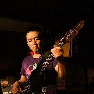 Bs.松本 剛志 --- Photo by Koichiro Dohi