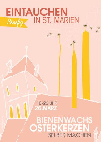 dieartige - Grafik | St. Marien Greifswald