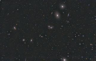 マルカリアンの銀河鎖