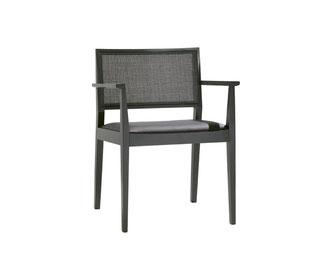 sillón moderno Manila de Andreu World en La Cadira
