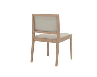 Comprar silla de comedor Manila  haya tapizada Andreu World enLa Cadira
