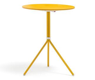 mesa para exterior plegable nolita pedrali lacadira.com