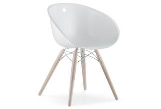 silla de comedor moderna gliss  pedrali la cadira.com