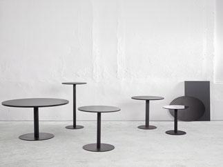 pie de mesa logo ondarreta, mesa logo ondarreta, mobiliario ondarreta