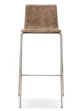 taburete moderno tapizado inga pedrali lacadira.com