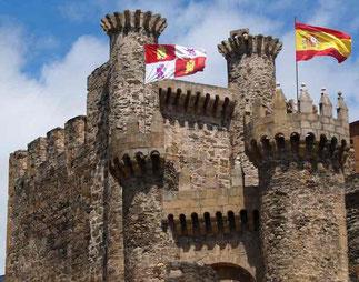 Templar Castle of Ponferrada