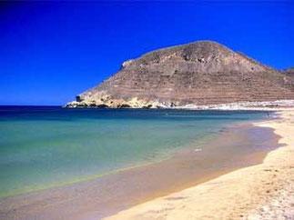 Beach in Almeria  - Andalusia