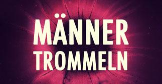 Männer trommeln • Workshop 10.10.2019 Trommelschule Yngo Gutmann, Leipzig