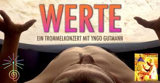 WERTE • EIn Trommelkonzert mit Yngo Gutmann • 23.11.2019 • Trommelschule Yngo Gutmann, Leipzig