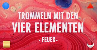 Sommersonnenwende 2019 • Trommelworkshop • 19-21 Uhr • Trommelschule Yngo Gutmann, Leipzig
