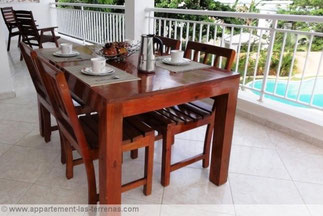 Caoba rental apartment - Las Terrenas - Dominican Republic
