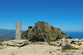 Castell de Sant Salvador de Verdera