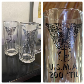 Set of Two West Point Mugs $15.00