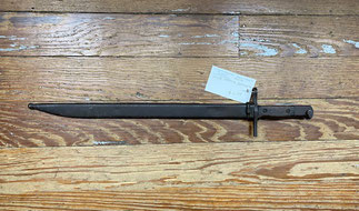 WWII Japanese Bayonet and Sheath $165.00