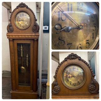 German Peerless by Bauerle Grandfather's Clock $995.00