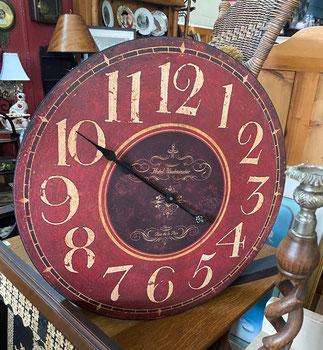 Hotel Westminster Decor Clock $68.00