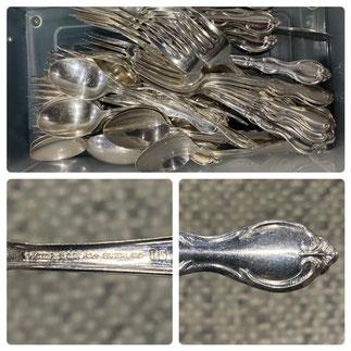 Victor Silver Co., Rochelle 1946  $35.00