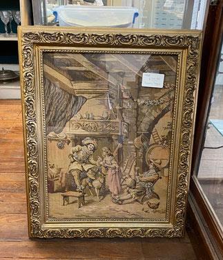 Framed Tapestry $75.00