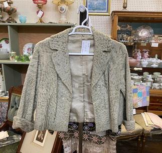 Silver Lamb Jacket $35.00