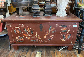 Painted Trunk $595.00