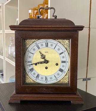 Alfry Oak Mantle Clock $75.00