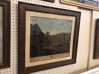 Framed Leopold $45.00