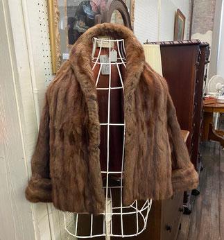 Mink Jacket $75.00