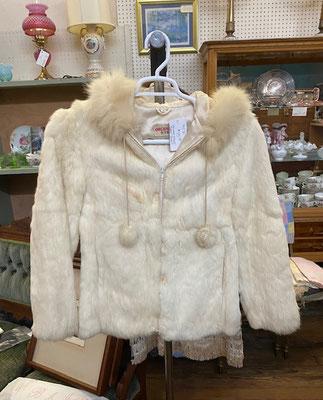 Orchard Street Rabbit Coat $45.00