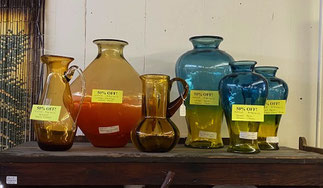 Colorful Vases Now 50% OFF!