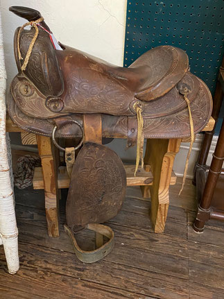 Saddle Sale Price $325.00