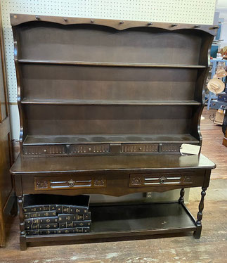 Welsh Dresser with Storage Drawers $1,295.00
