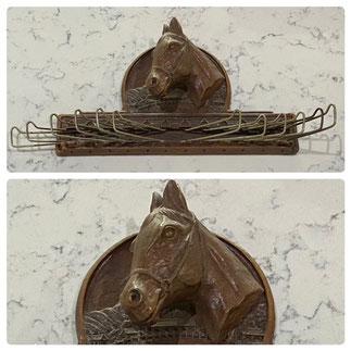 Horse Head Tie Rack $25.00