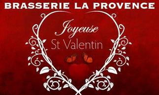 Menu Valentinstag 2019 Brasserie La Provence Ein Stuck