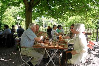 Gartenwirtschaften und Strausseinwirtschaften in Südbaden