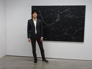 阪本氏と夜景の作品
