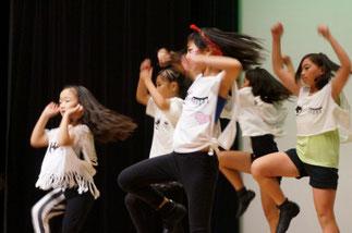 21.木曜『ジャズジュニア』講師ISOKUMI|綺麗でかわいいダンスに「ロマンティック賞(美しかったチーム)」