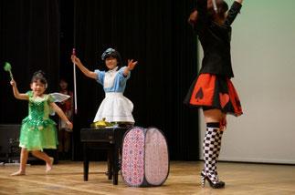 06.放課後魔女っ子倶楽部|マジックがんばりました。部員募集です♪