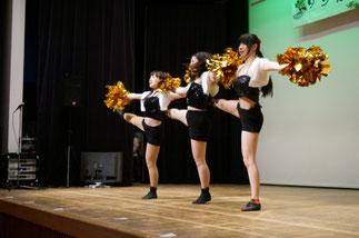20.RAINBOWS|元気一杯のチアダンスで「インパクト賞(印象的だったチーム)」
