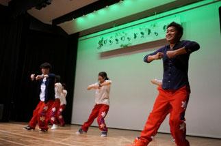 05.双音流|38クラスの仲間、ダンスっていいね~「審査員特別賞」