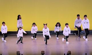 1-05.ヒップホップキッズ(Lickin)|初めてのメンバーもいましたが、頑張って難しい踊りにもチャレンジ!