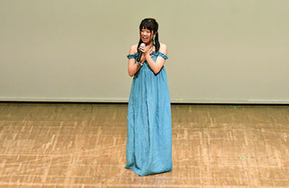 17.Shizuku|素敵な歌声に会場みんなびっくり!