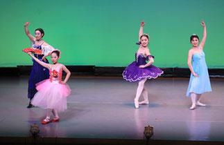 1-07.はじめてバレエ(metan)|ソロのダンスでバレエの世界をちょっとだけのぞきましょう