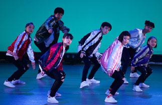 2-02.ヒップホップジュニア(Lickin)|Lickin先生ならではのカッコイイ振付を踊りきりました!