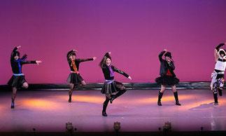 1-15.スパイガールズ|女スパイと言えば?の「キャッツアイ」を歌とダンスで♪客席に下りてきちゃう楽しいサービスアリ!