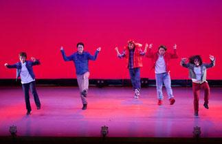 2-07.フリースタイル初中級(RYO)|不良に誘われたヒロインはどうする?ダンスでお芝居を表現して面白いシーン