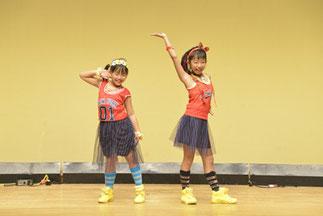 2.YUIROH|久喜の祐佳サークル。笑顔がとっても可愛い元気な二人組。衣装も可愛い!