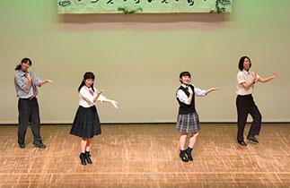 19.金曜『ジャズ初級』講師まりりん|大人気の恋ダンスを楽しく!